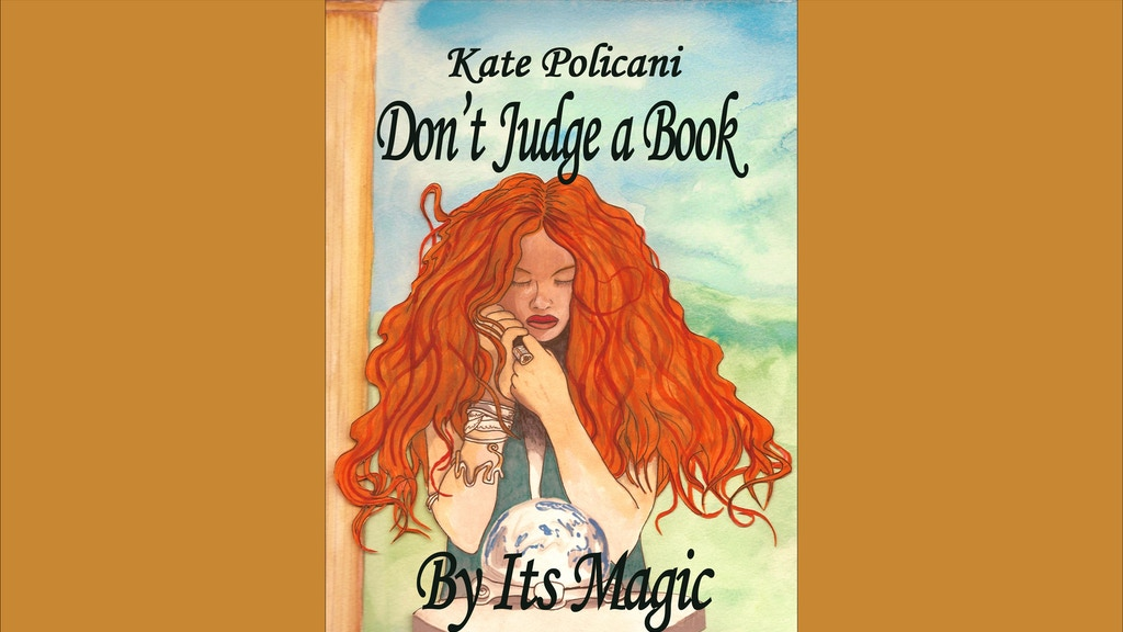 Don't Judge A Book By Its Magic: Book Launch project video thumbnail
