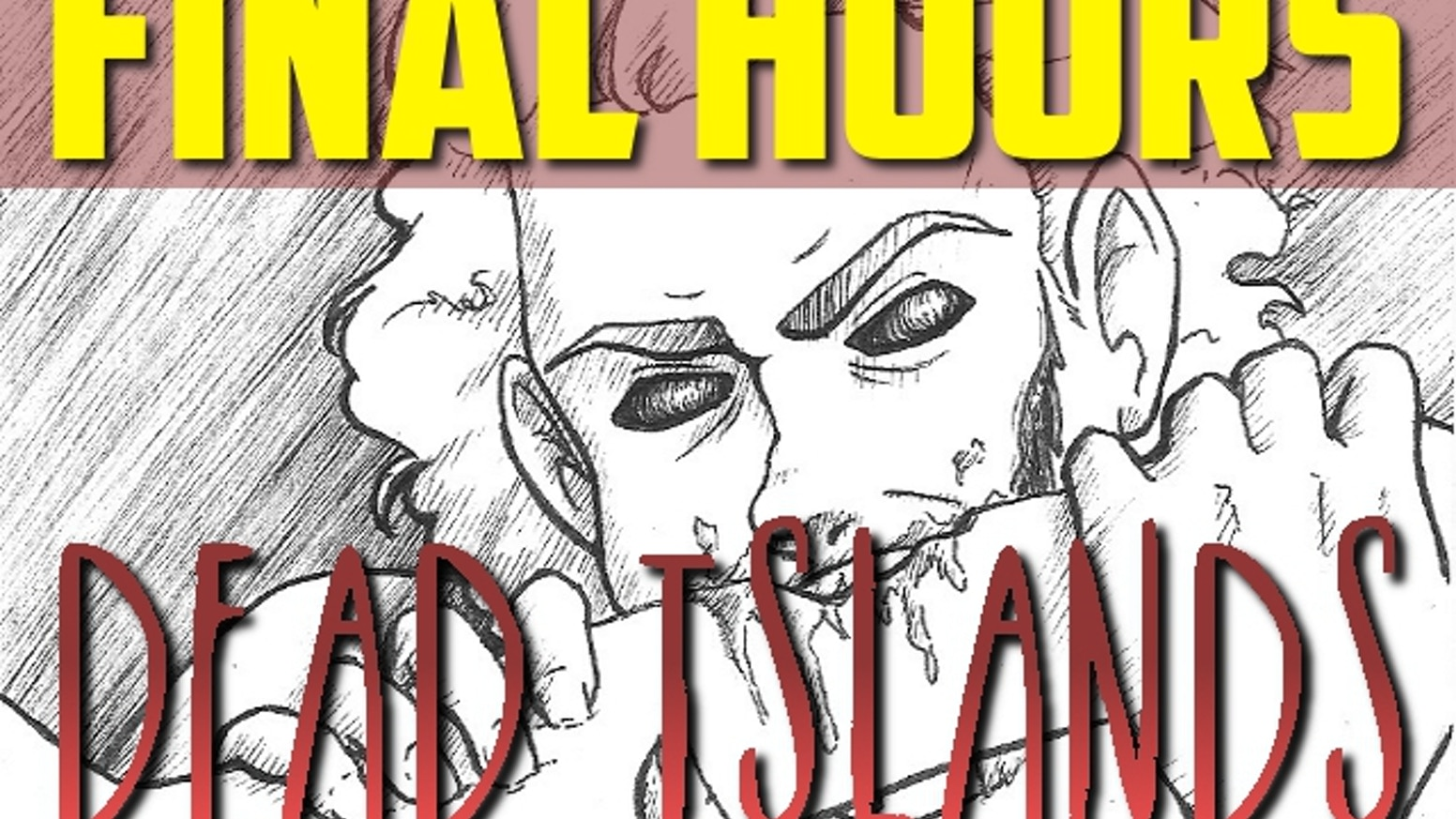 Dead Islands Zombie Apocalypse Action Adventure By Tim Moon