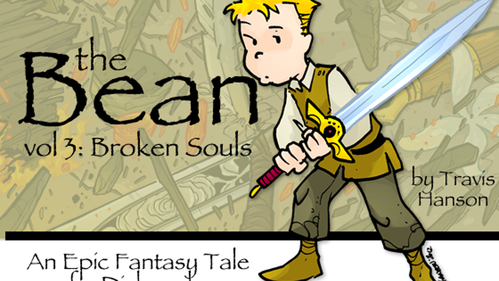 The bean vol 3: Broken Souls project video thumbnail