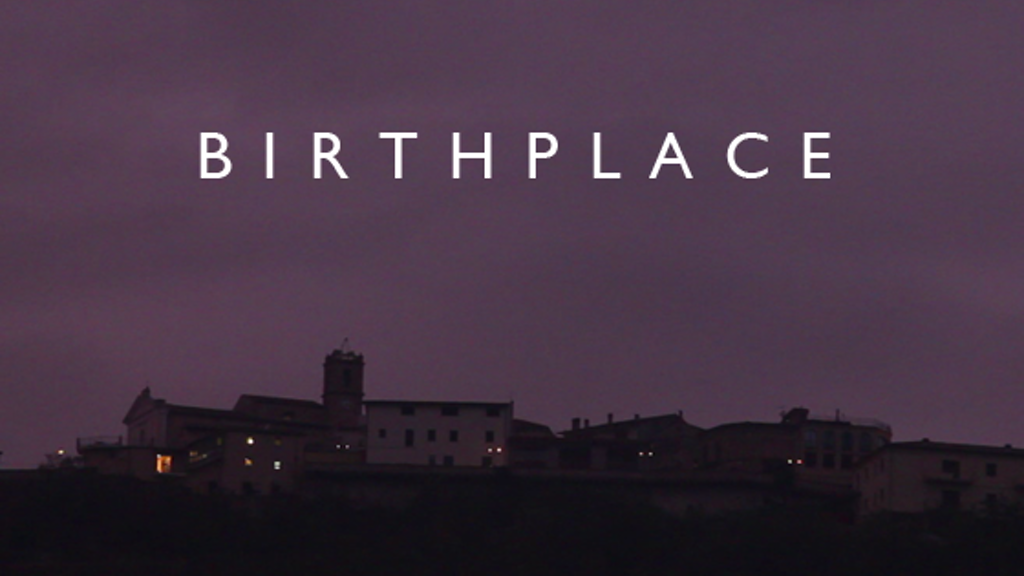 Birthplace - a documentary on where our families come from project video thumbnail