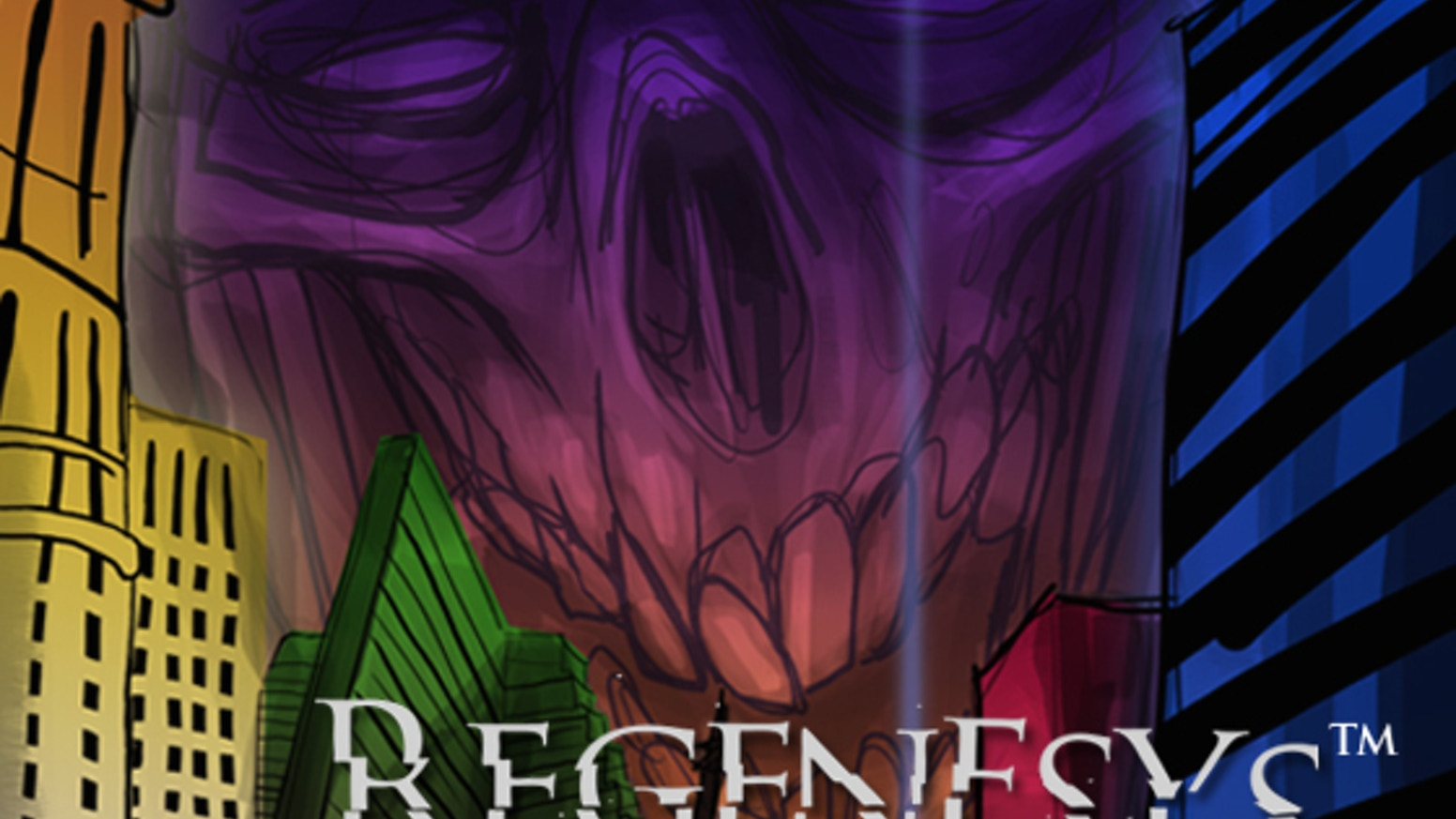Regenesys Book One by The Art of Frank, Inc  » Update #1