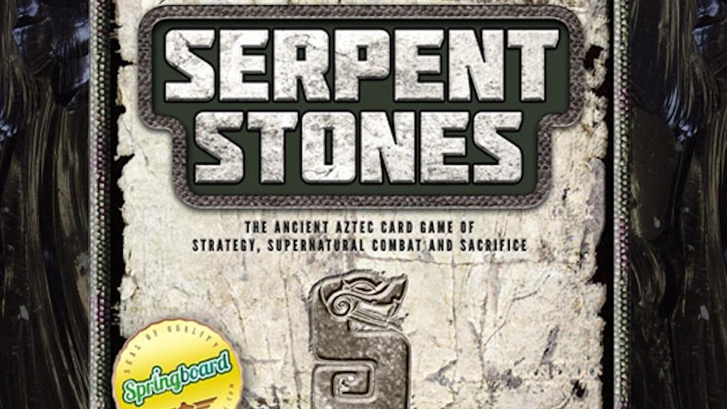 Serpent Stones project video thumbnail