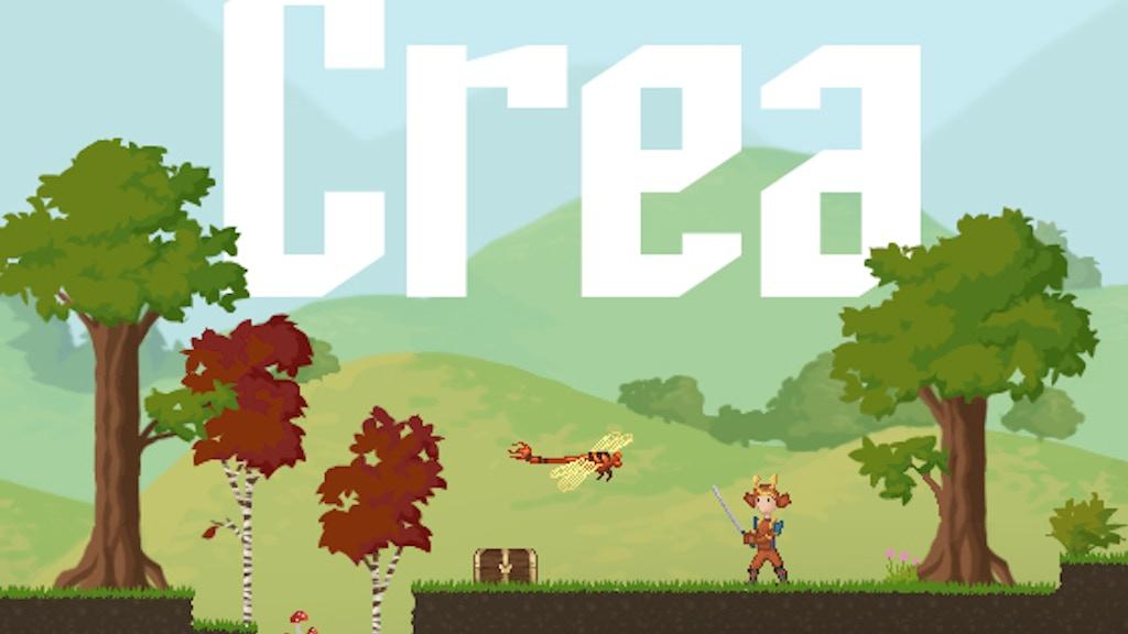 Crea project video thumbnail