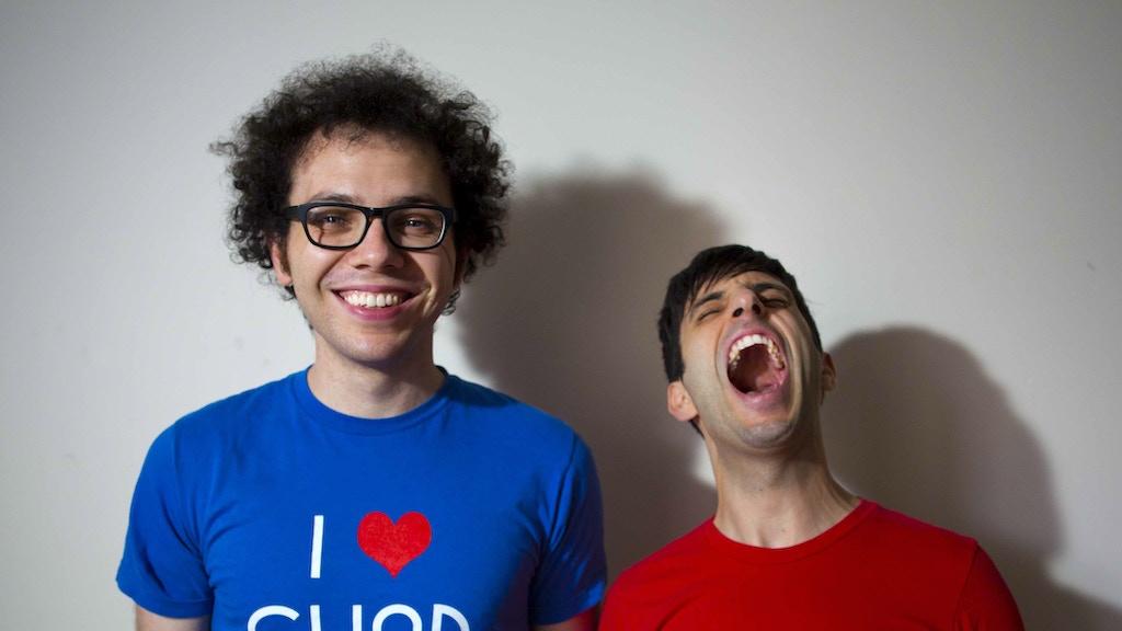 Ian Axel & Chad Vaccarino STRIKE BACK! project video thumbnail