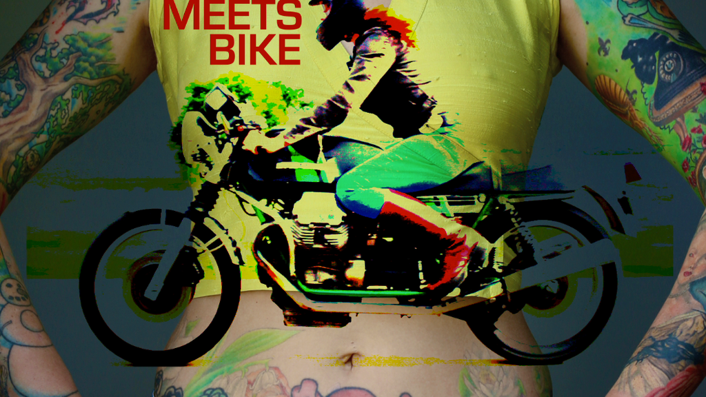 GIRL MEETS BIKE - fiction feature film project video thumbnail