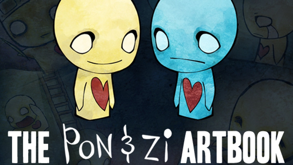 The Pon&Zi Artbook project video thumbnail