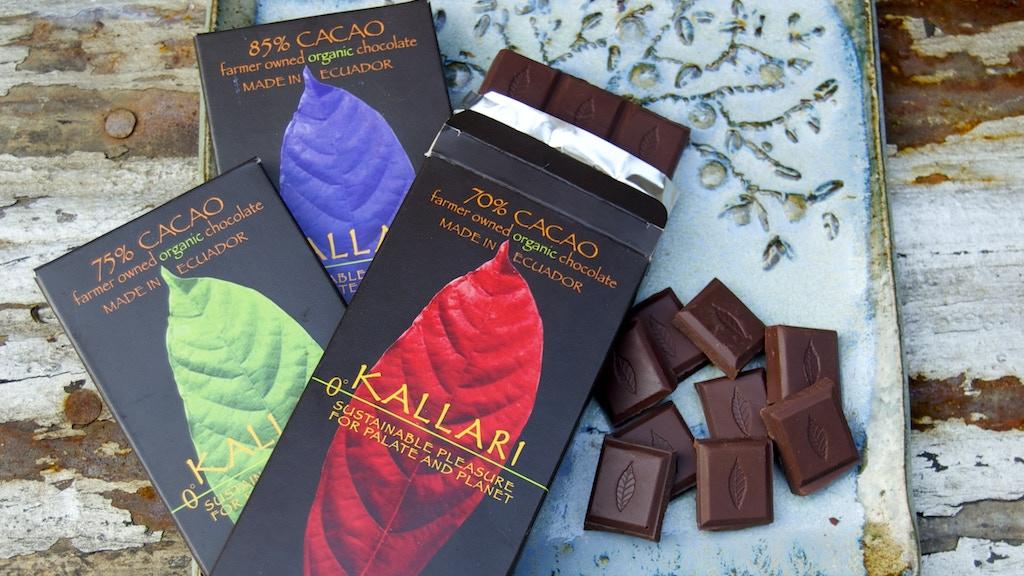 Kallari Chipped Chocolate project video thumbnail
