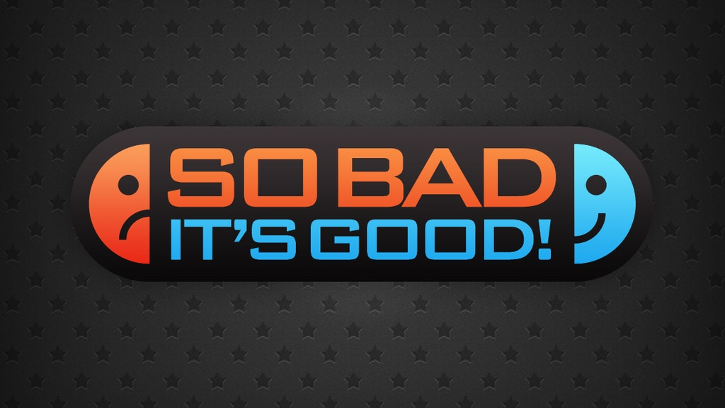 So Bad, It's Good! - A Book of Bad Movies project video thumbnail