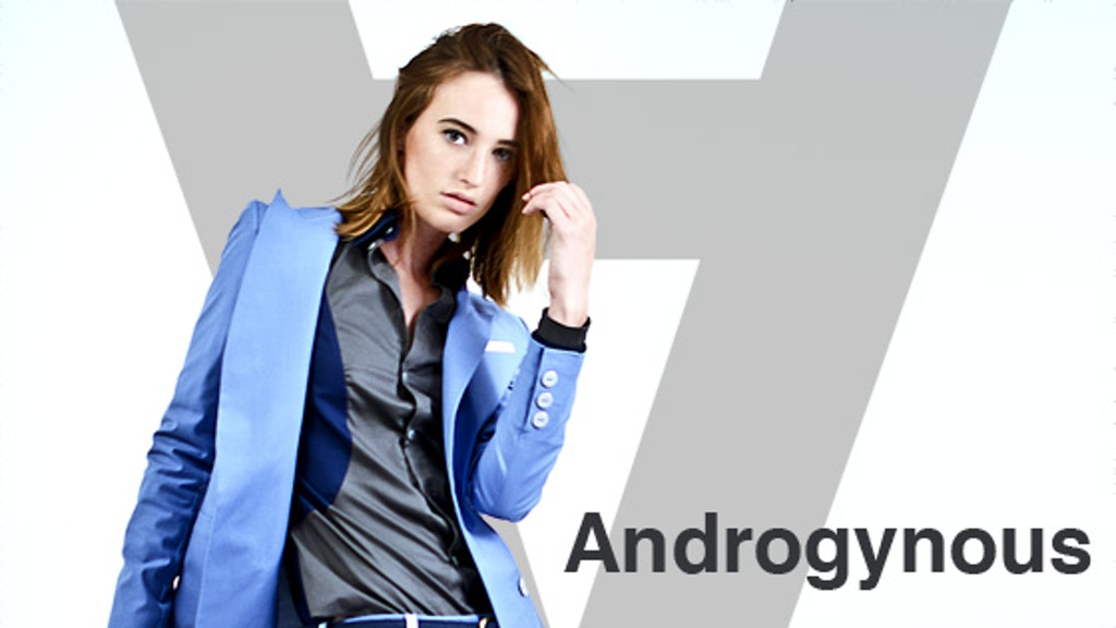 Androgynous - Staying True To Yourself project video thumbnail