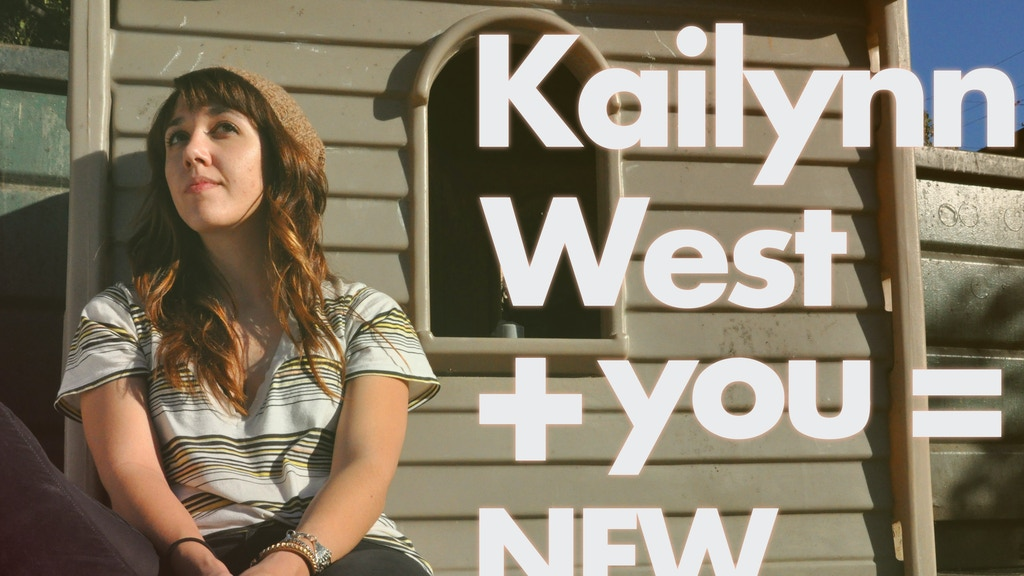 Kailynn West + You = NEW RECORD! project video thumbnail