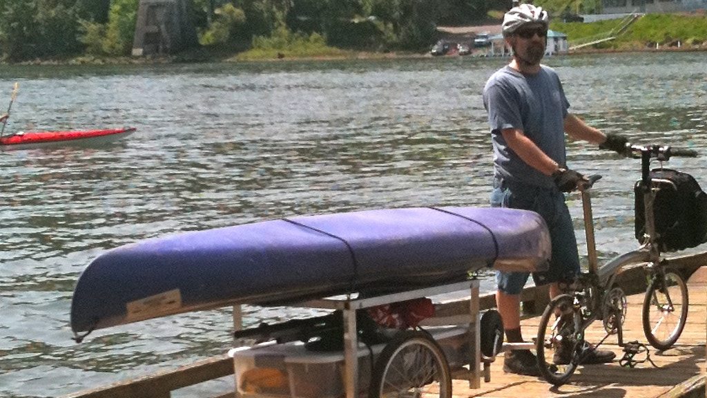 Portland Bicycle Trailer Company M.O.M. Trailer™ Phase 2 project video thumbnail