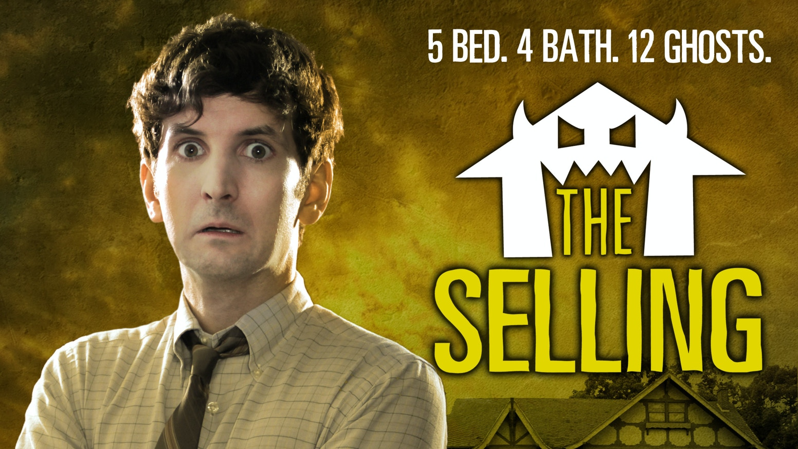 We raised funds for a limited theatrical release of our comedy about a real estate agent trying to sell a haunted house.