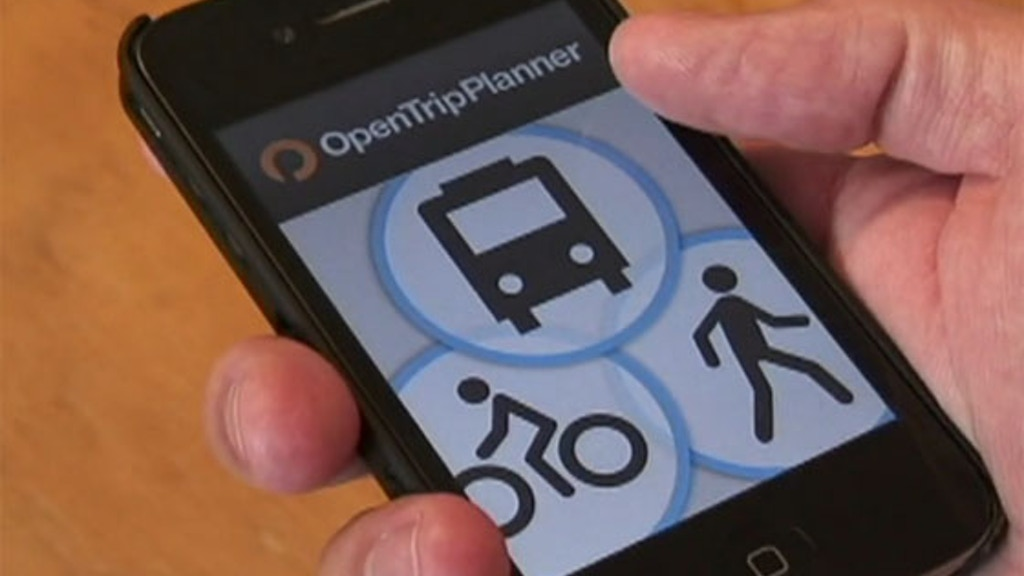 Transit App for iOS 6 and Beyond project video thumbnail