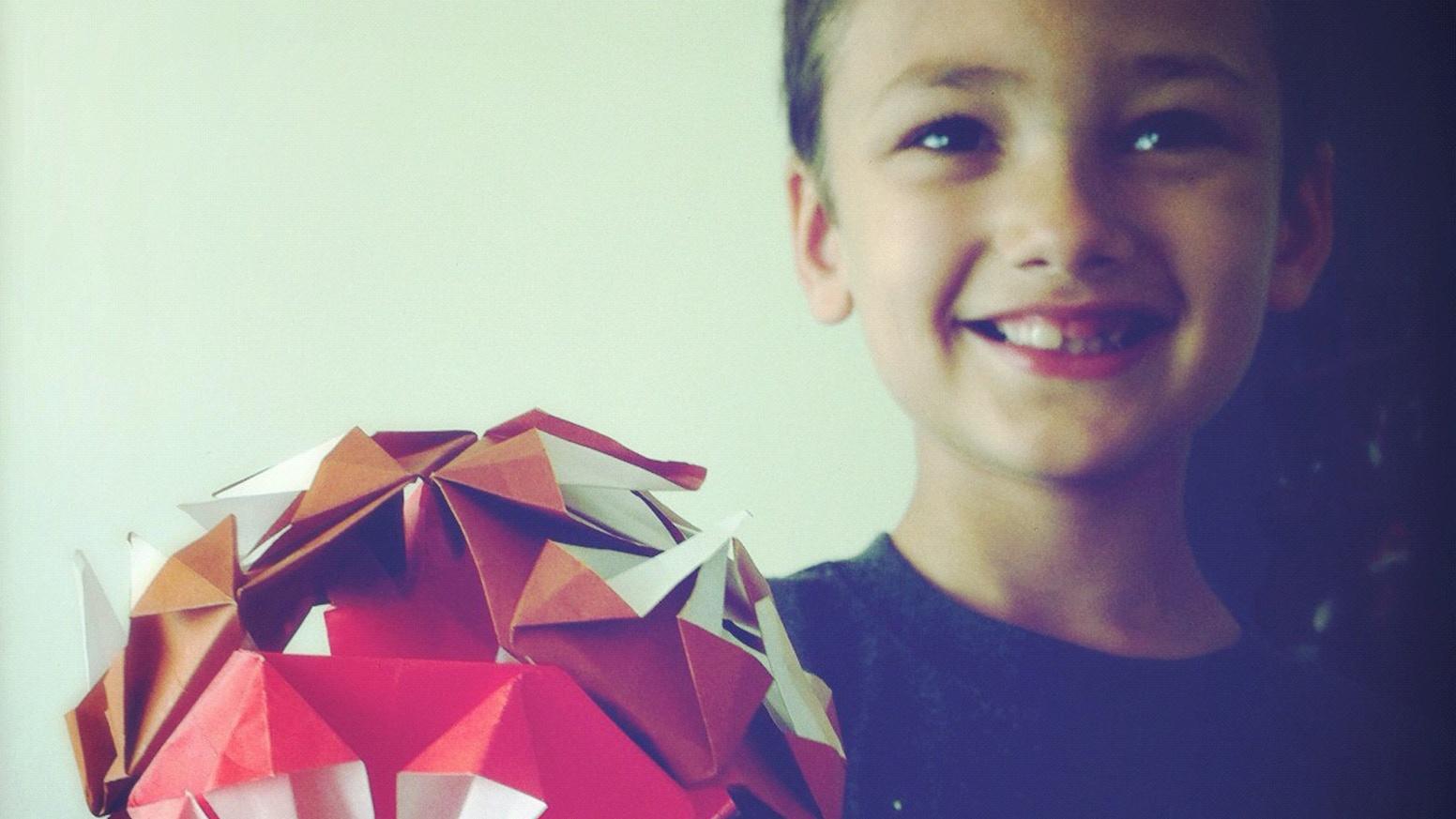 John Horigan's Origami Page | 873x1552