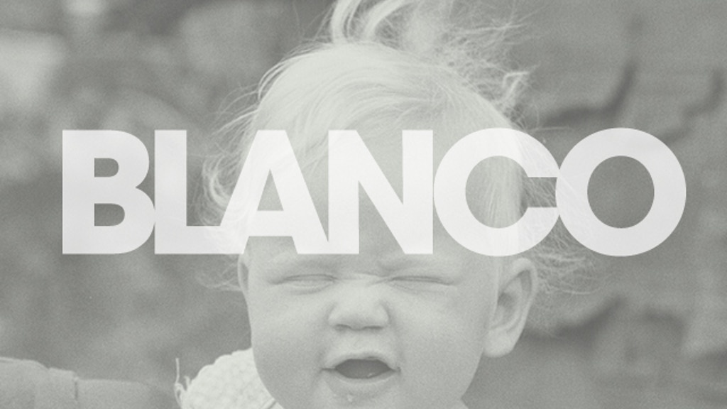 BLANCO: The First Documentary about Albinos in the Dom. Rep. project video thumbnail