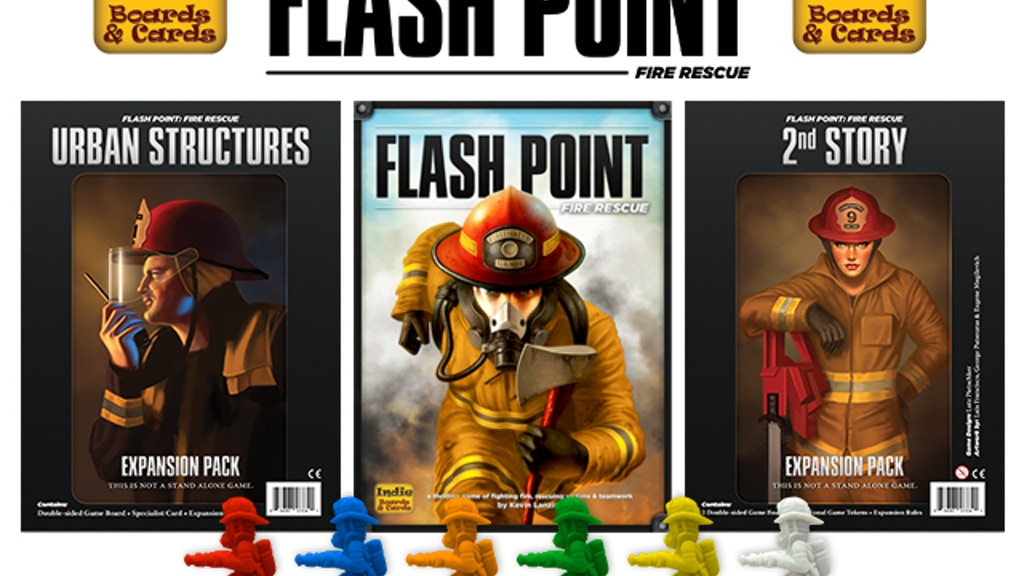 Flash Point: 2nd Story, Urban Structures & FF Figures project video thumbnail