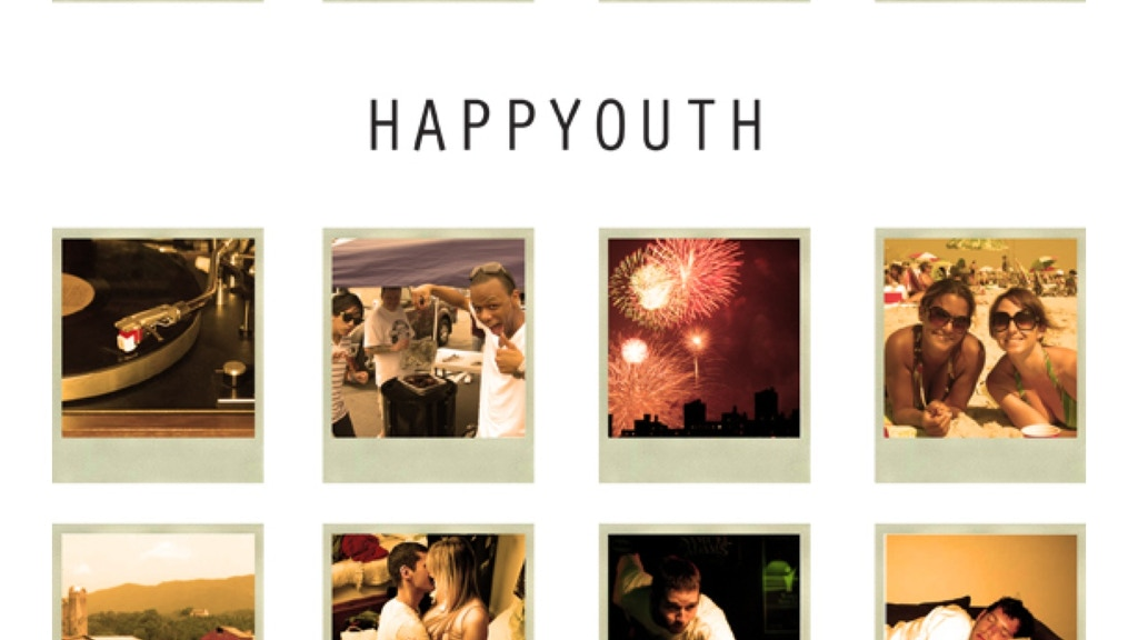 HAPPYOUTH project video thumbnail