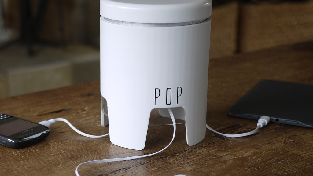 POP - The Intersection of Charging and Design project video thumbnail