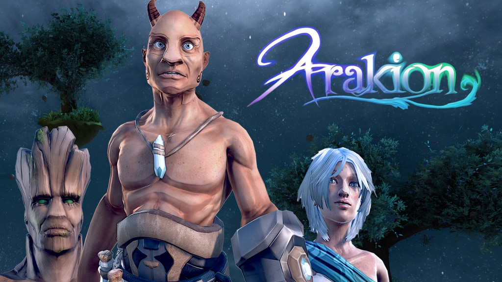 Arakion project video thumbnail