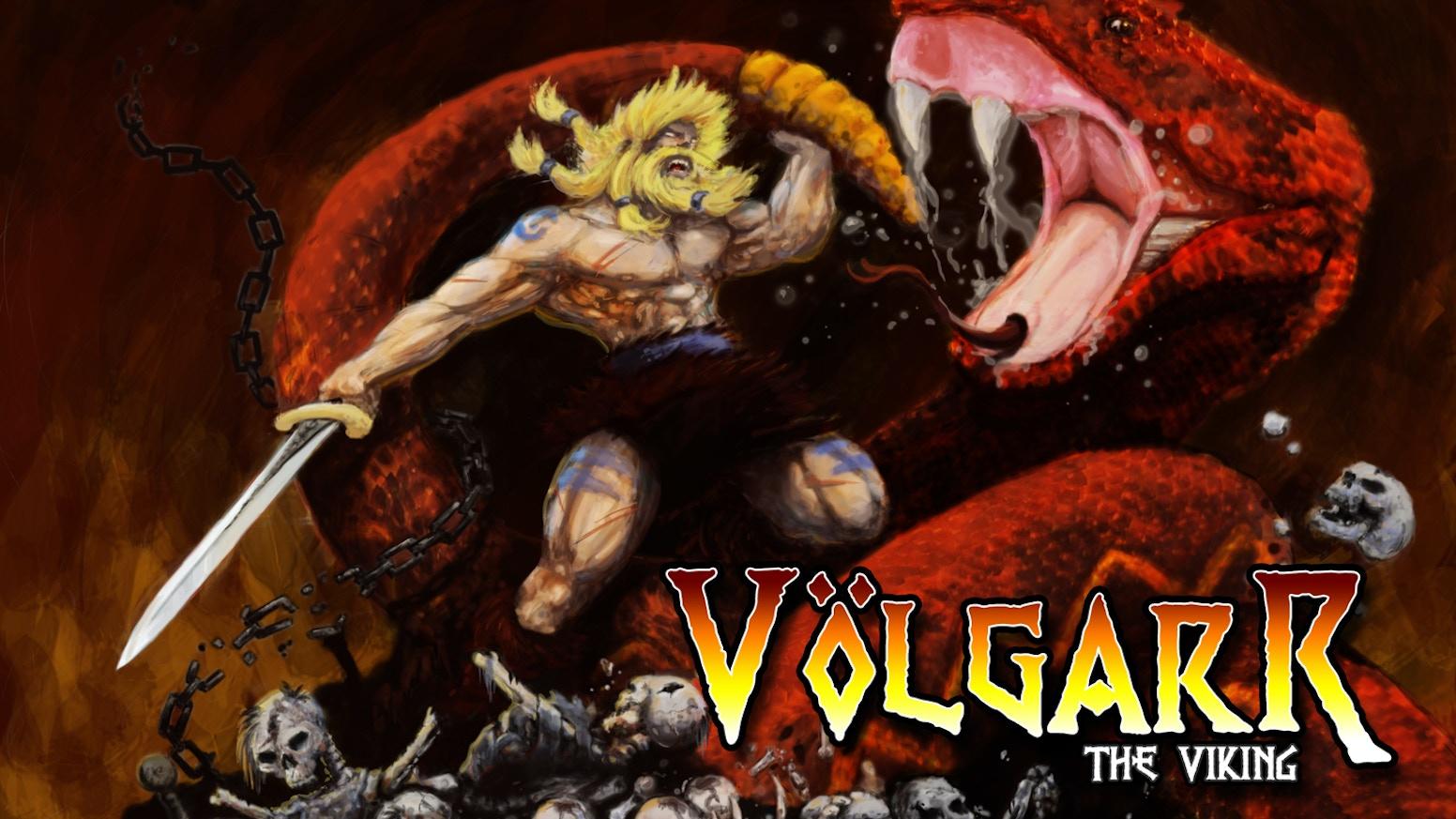 Volgarr the Viking by Crazy Viking Studios — Kickstarter