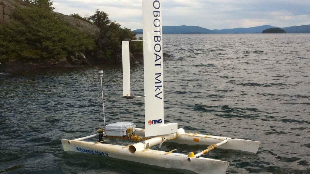 Robotboat Mark VI project video thumbnail