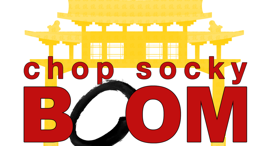 chop socky boom episodes V-VIII project video thumbnail
