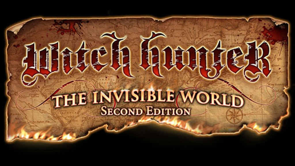 Witch Hunter: The Invisible World 2nd Edition project video thumbnail