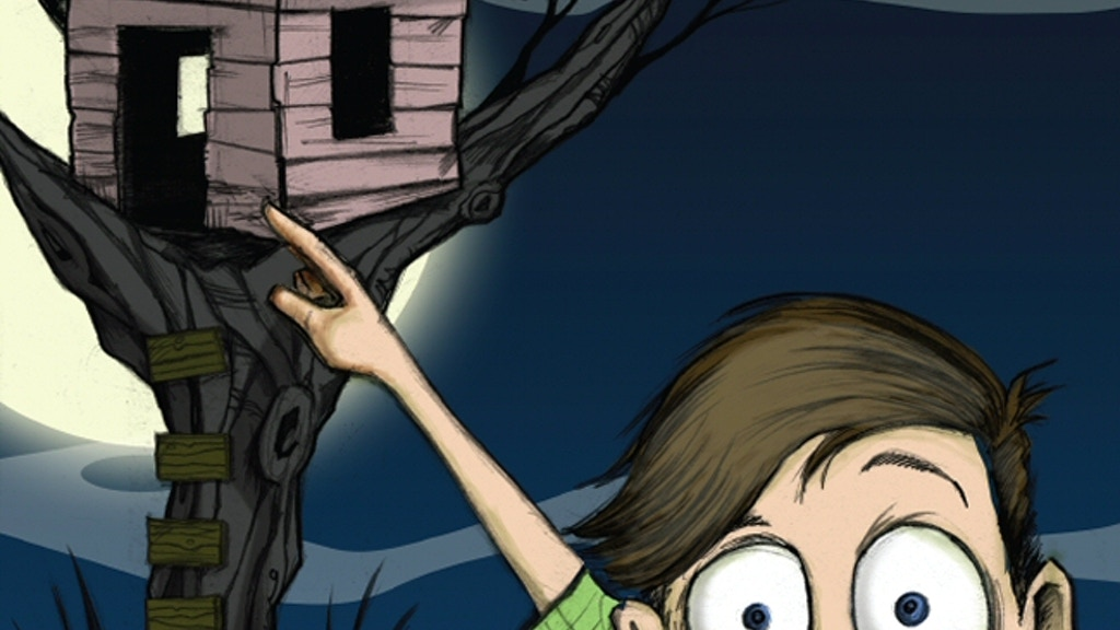 There's a Zombie in My Treehouse! - iBook and Sequel project video thumbnail