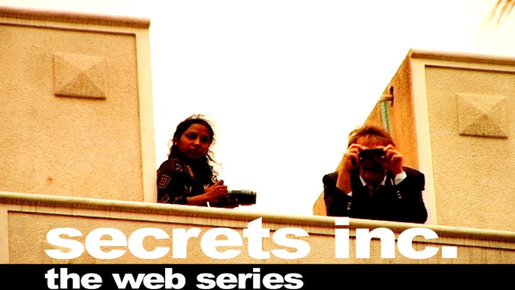 SECRETS, INC. project video thumbnail