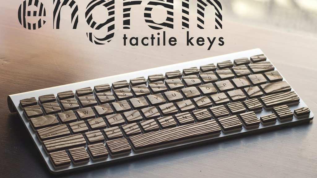 Engrain Tactile Keys project video thumbnail