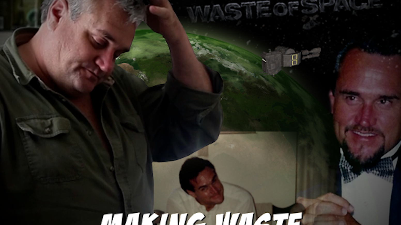 making waste how one man made a movie and ruined his life by stan