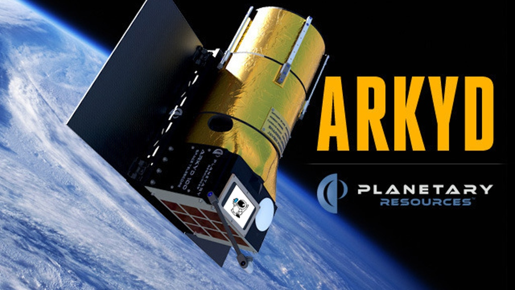 ARKYD: A Space Telescope for Everyone project video thumbnail