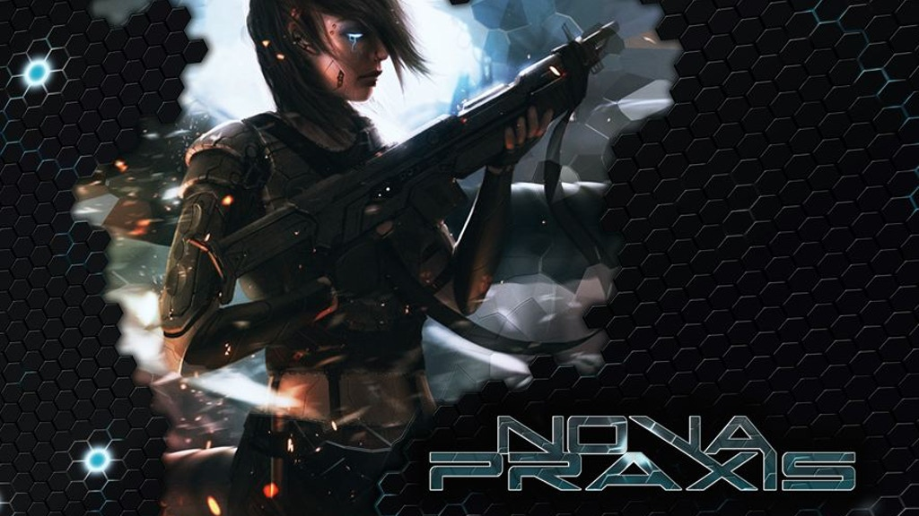 Nova Praxis - A Transhuman Sci-fi FATE Role-Playing Game project video thumbnail