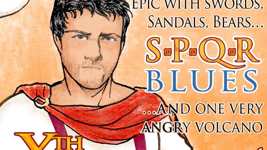 SPQR BLUES 10th Anniversary GN! project video thumbnail