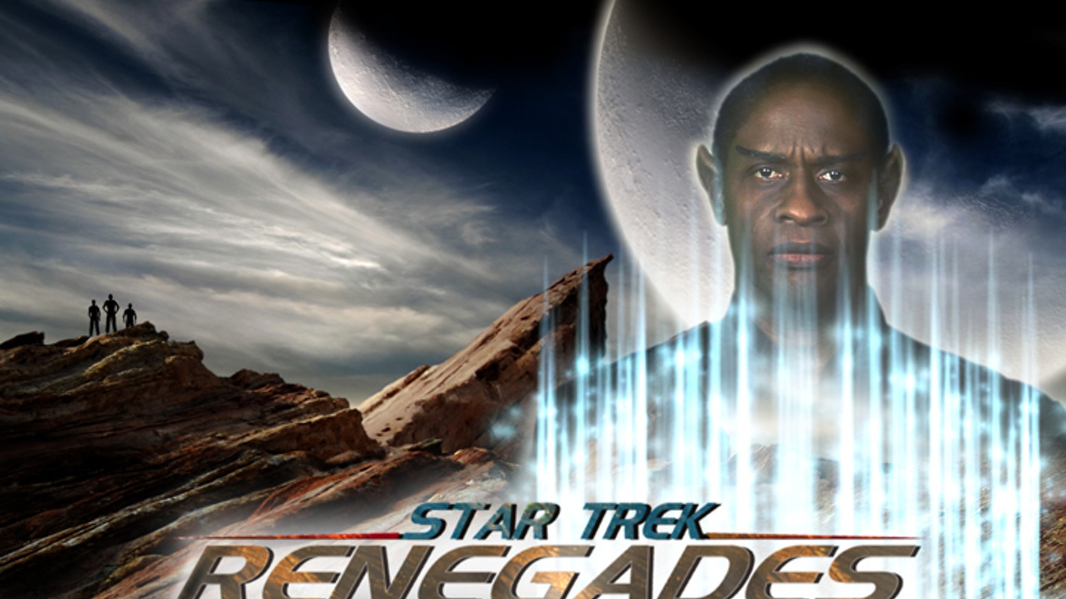 An exciting new adventure from the creators of Star Trek: Of Gods and Men.  Boldly going where no Trek has gone before!