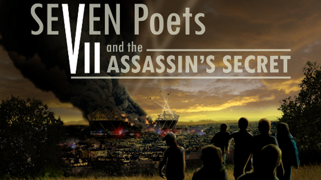 Seven Poets and the Assassin's Secret: a real-time iOS story project video thumbnail
