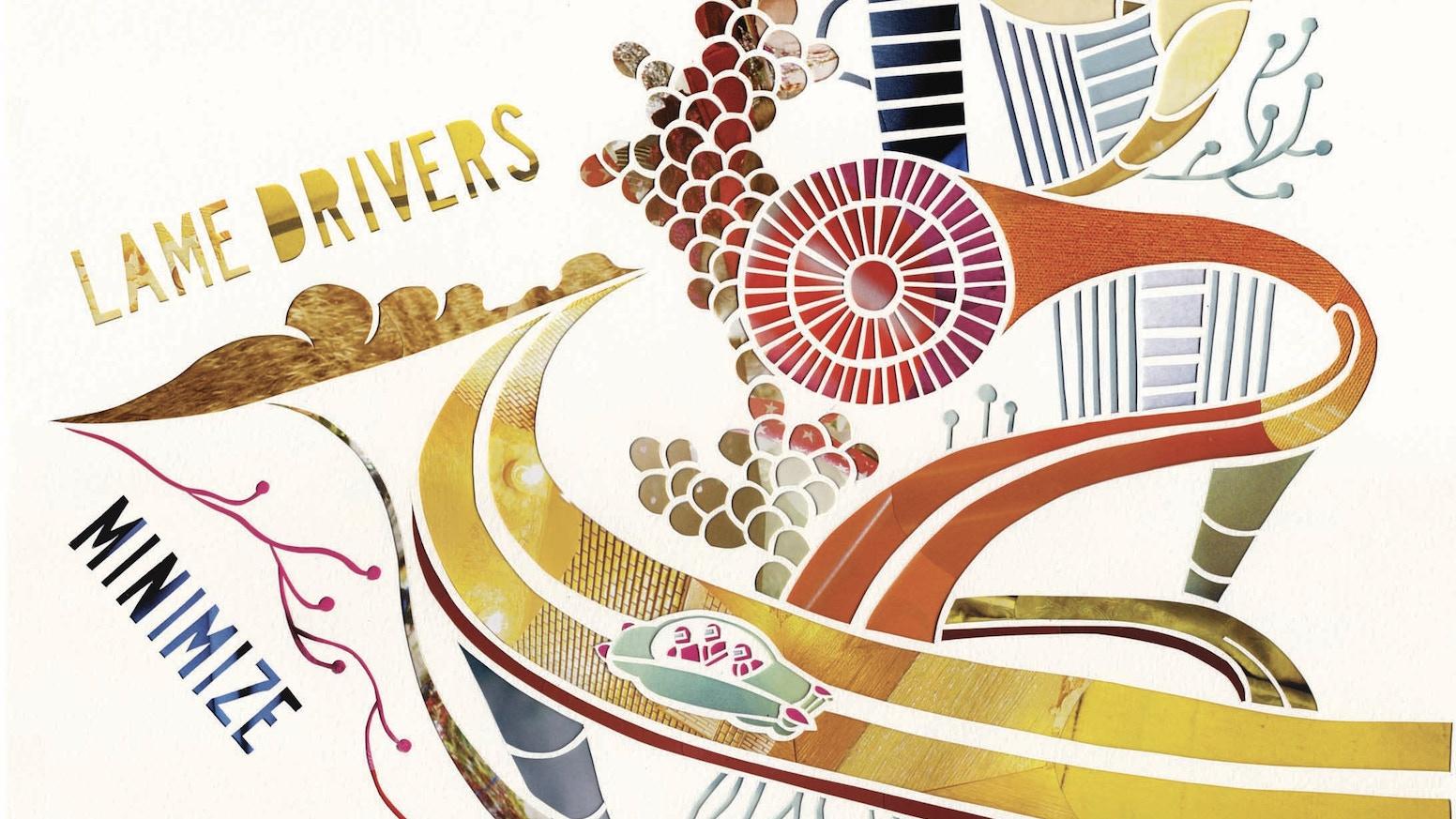 lame drivers flexi-disc ep + 12