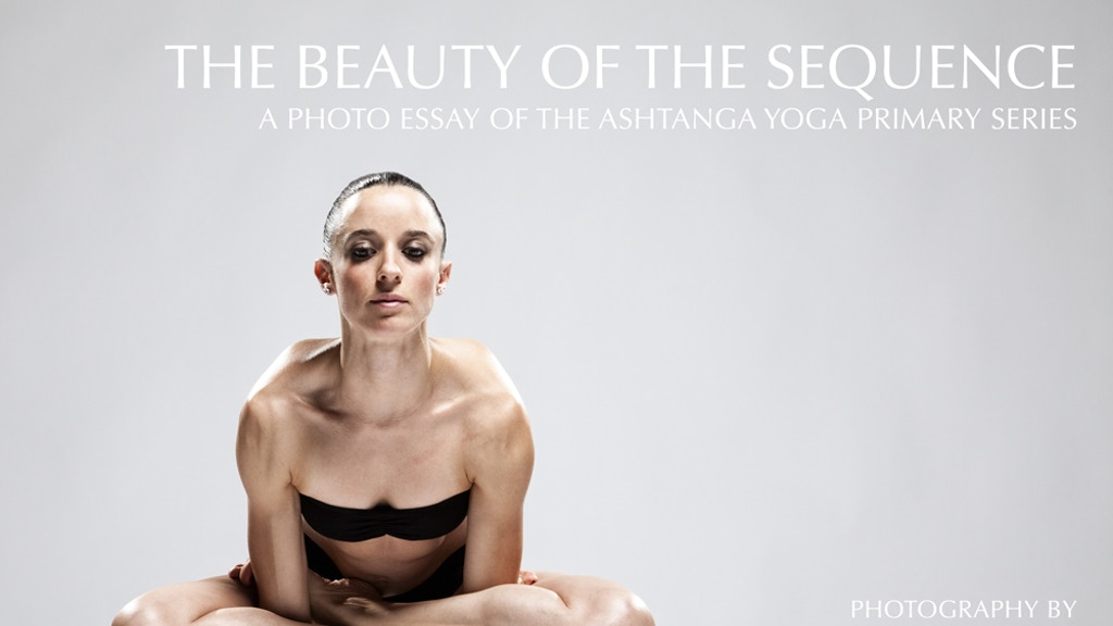 """The Beauty of the Sequence"" photo book by Kristie Kahns project video thumbnail"