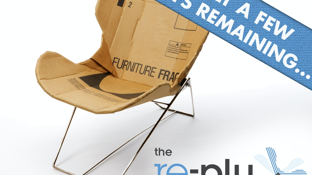 The RE-PLY Chair project video thumbnail
