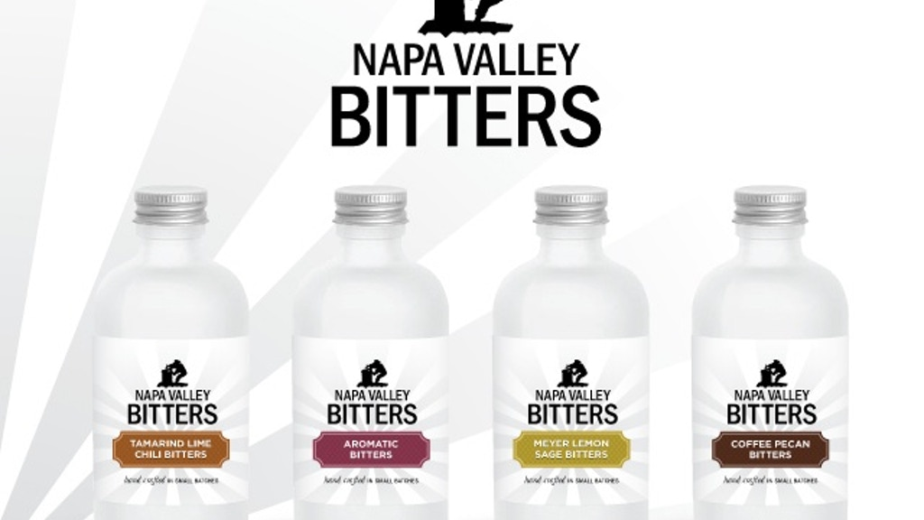 Napa Valley Bitters Company - We Transform Cocktails! project video thumbnail