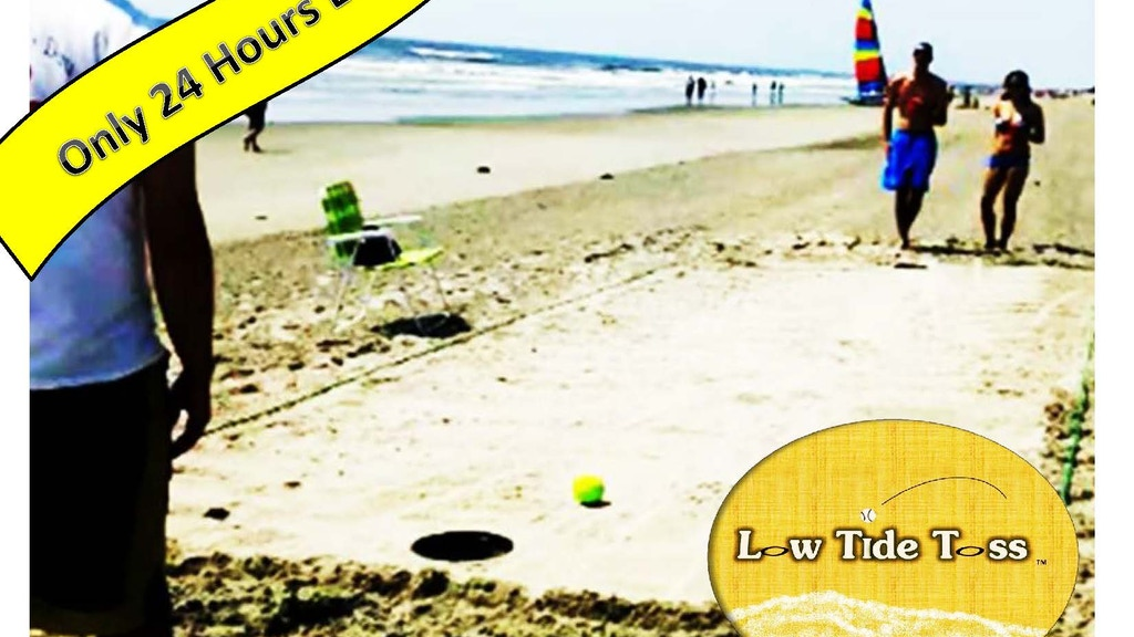 Low Tide Toss: Vintage Beach Game Revamped project video thumbnail