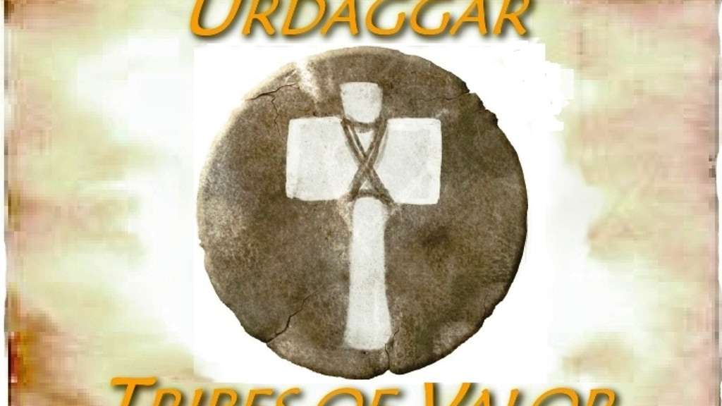 Urdaggar Tribes of Valor Fantasy Miniatures project video thumbnail