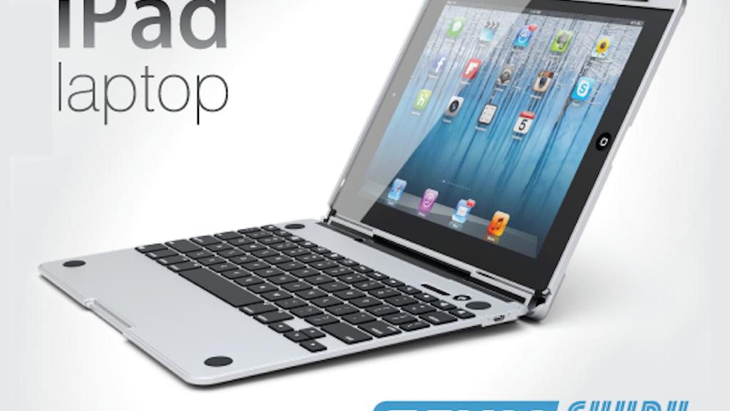 CruxSKUNK™ - Powerful iPad® Laptop project video thumbnail