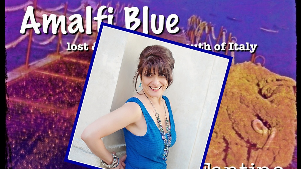 """""""Amalfi Blue, lost & found in the south of Italy"""" project video thumbnail"""