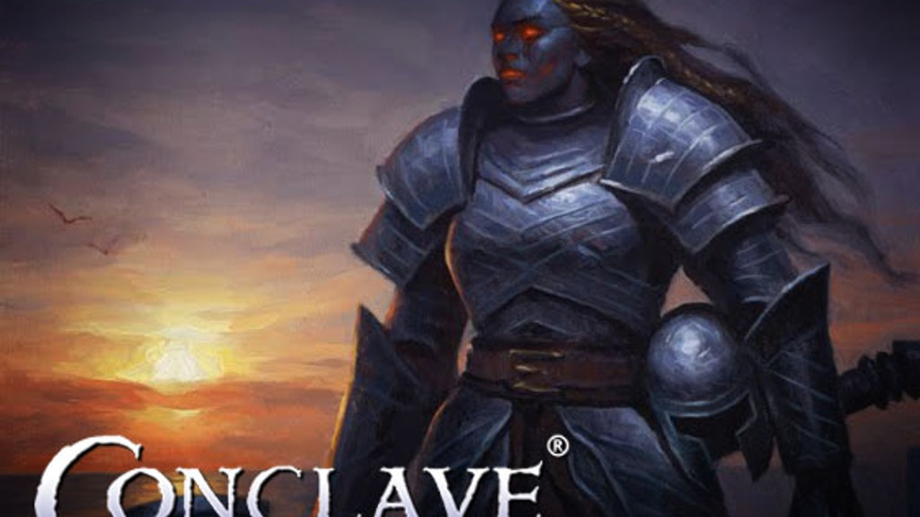 Conclave project video thumbnail