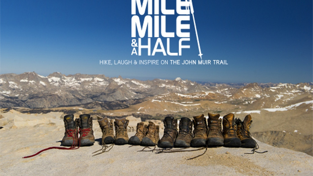 MILE... MILE & A HALF (a feature documentary) project video thumbnail