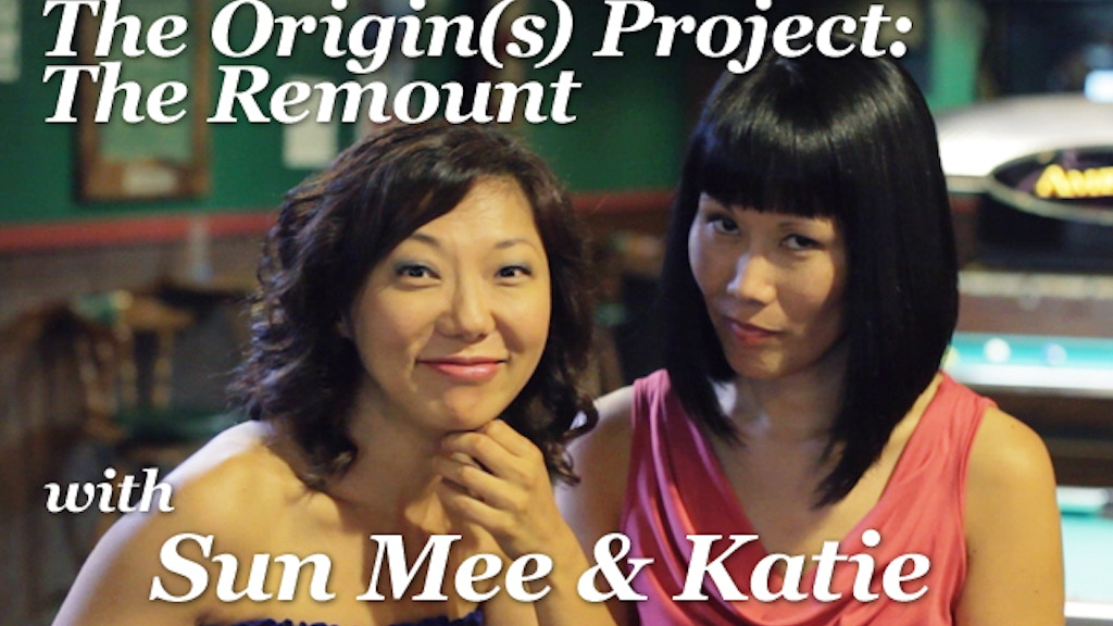 The Origin(s) Project: THE REMOUNT project video thumbnail