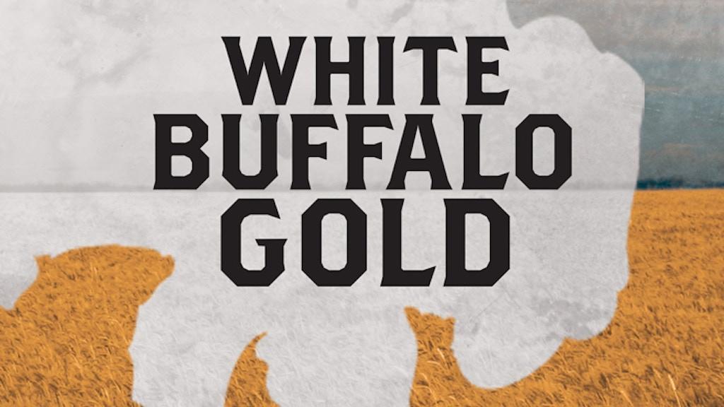 Adam Fleming publishes his debut novel White Buffalo Gold project video thumbnail