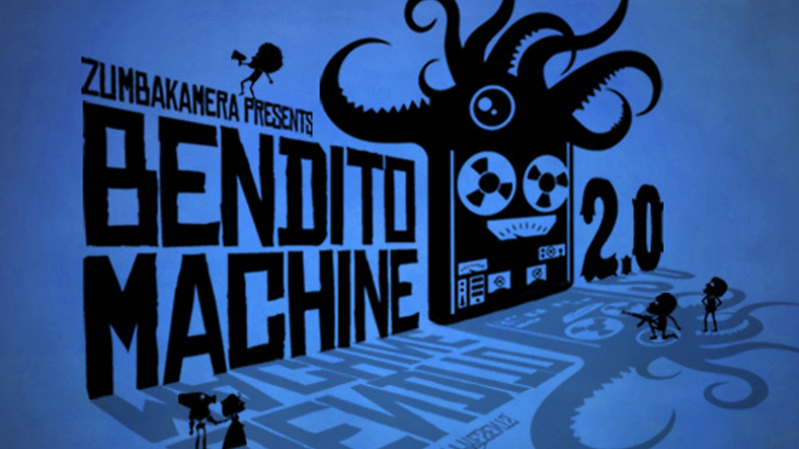 The fifth episode of the Bendito Machine saga is here!