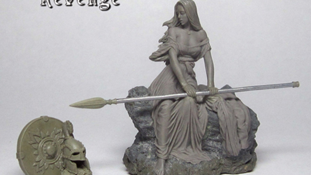 Morland Studios 54mm Howard David Johnson Miniatures! project video thumbnail